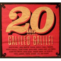 GALILEO GALILEI 20 Años
