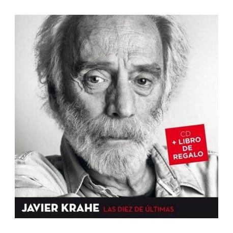 Resultado de imagen de caratula del disco Las diez últimas, por Javier Krahe
